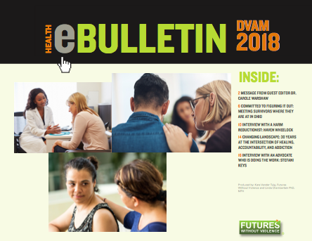 Health-eBulletin-DVAM-18-Cover